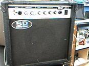 SOUND DRIVE Bass Guitar Amp SB-15 BASS AMP